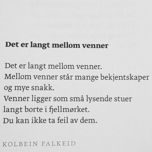 """5,576 likerklikk, 245 kommentarer – @renpoesi på Instagram: """"Så kjent, så kjært! #kolbeinfalkeid #dikt #poesi #lyrikk #renpoesi"""""""