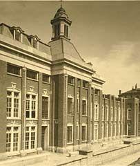 Nottingham Children's Hospital as was.