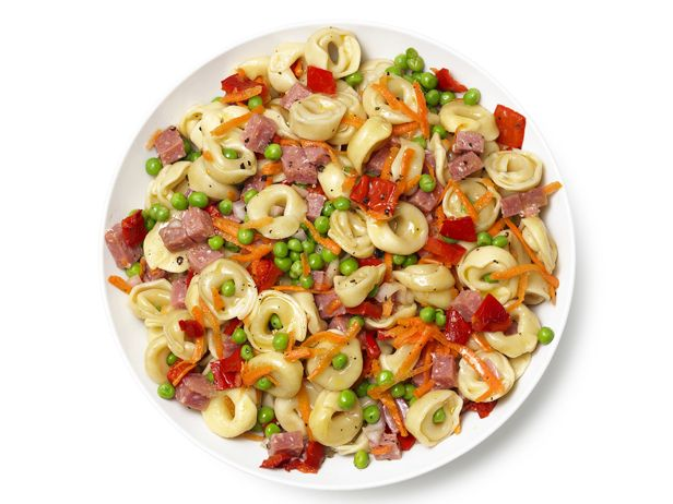 ... , Peas, Roasted Red Peppers, Red Peppers Recipe, Tortellini Salad