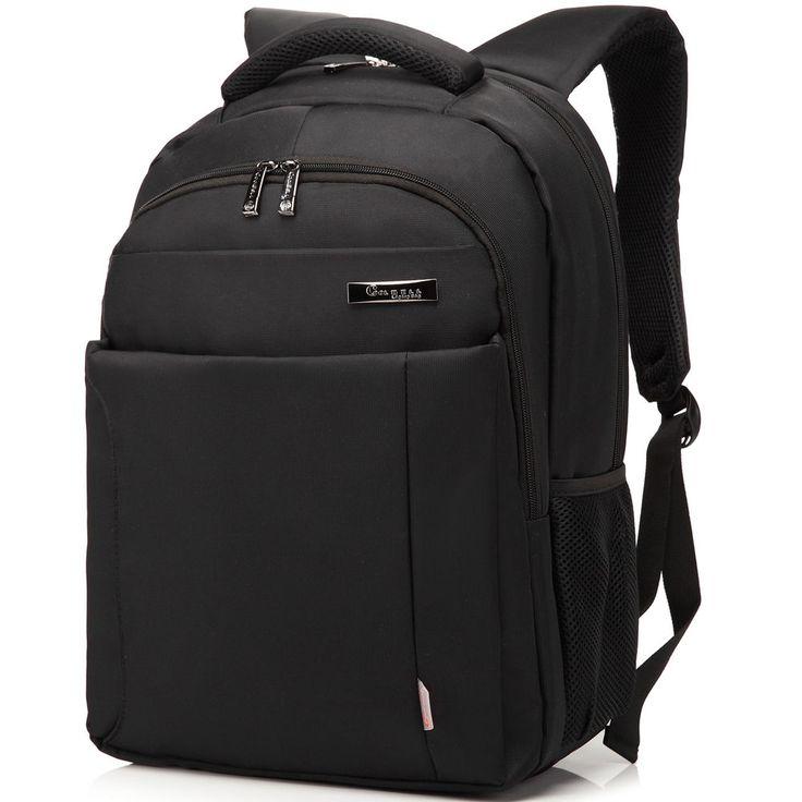 "Waterproof Laptop Backpack Shoulder Bag Rucksack For HP Dell ASUS Notebook 15.6"" #UnbrandedGeneric #BusinessCasual"