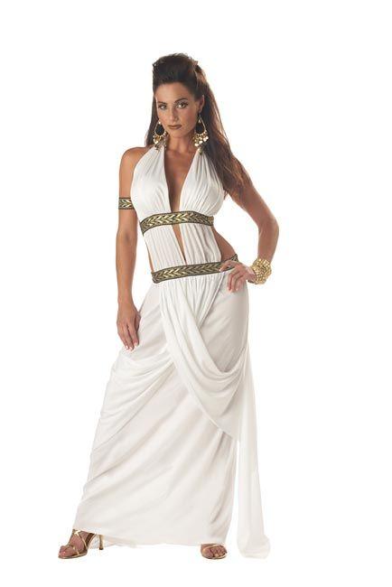 Römerin Kostüm - Artikelnummer: 279350000