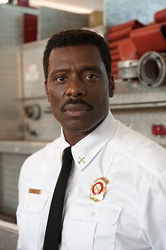 #ChicagoFire -  Eamonn Walker Born 12th June 1962. Plays Chief Wallace Boden