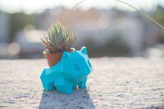 Little bulbusaur - Pot de fleur Bulbizarre #Pokémon