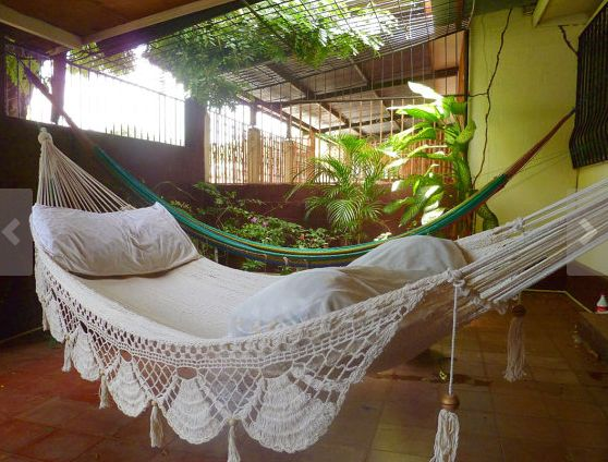 Hammock for one please!