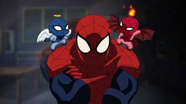 "The humor. | 10 Reasons You Should Be Watching ""Ultimate Spider-Man"" 
