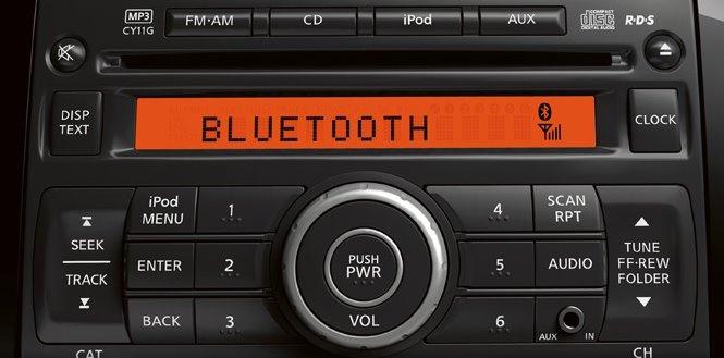 Stereo Nissan Juke