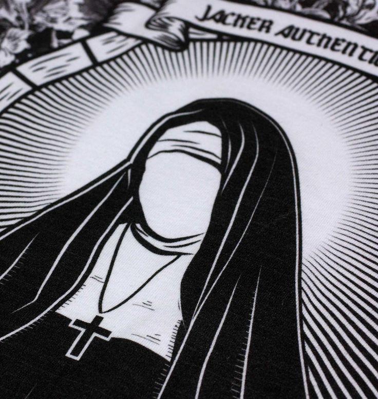 T-shirt graphique pour homme Bad Religion proposé par l'équipe de Jacker Magazine sur Grafitee. Un modèle street et provoc bien stylé pour l'été !