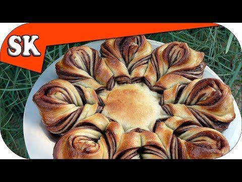 The Video Tutorial Shows Step by Step Instructions. Seduce Anyone with this Heavenly Braided Nutella Bread
