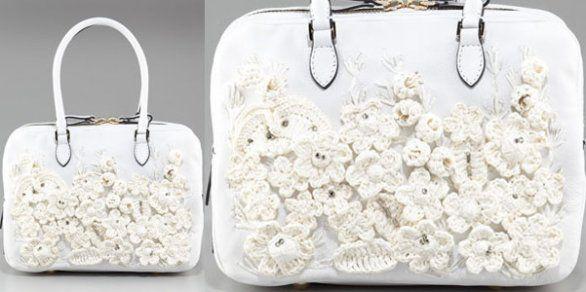 Crochet Valentino