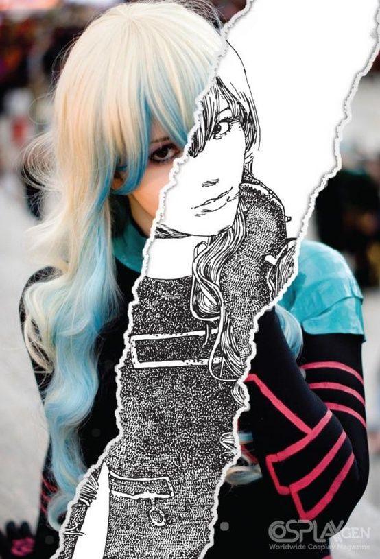 Drawing/Photo Manipulation.