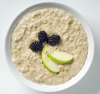 Oatmeal or Porridge as it's know in my country. Would you believe the Spanish don't have it in their country. Lunatics.