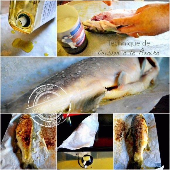 Les 579 meilleures images du tableau poisson fruits de - Cuisiner l omble chevalier ...