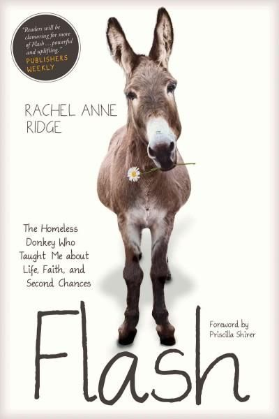 The heartwarming tale of an irrepressible donkey who needed a homeand forever changed a family. Rachel Anne Ridge was at the end of her rope. The economy had crashed, taking her formerly thriving busi