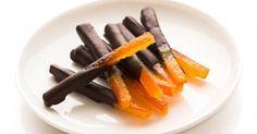Recette de Orangettes et citronnettes légères en habits de fête . Facile et rapide à réaliser, goûteuse et diététique.