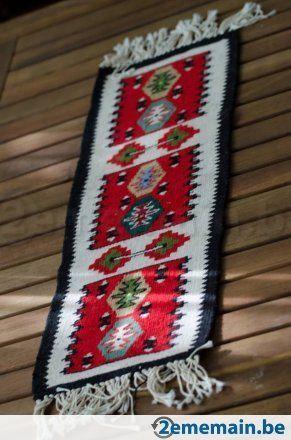 Napperon Bolivien 20 x 72 - A vendre