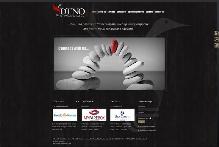 New website for D Travel N Outlet Ltd.  www.dtno.travel