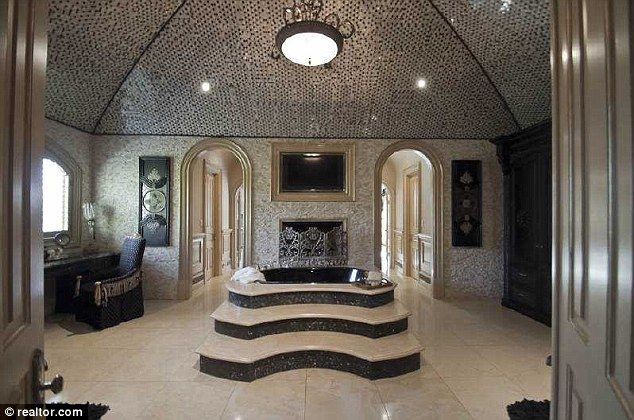 Inside Atlanta  39 s most expensive home  With 11 bathrooms  nine bedrooms  a movie theater and SEVEN kitchens you  39 d never have to leave   Movie theater. Inside Atlanta  39 s most expensive home  With 11 bathrooms  nine