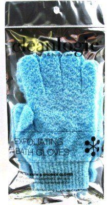 Cleanlogic Stretch Bath & Shower Gloves (3-Pack) with Free Nail File by Cleanlogic. $8.99