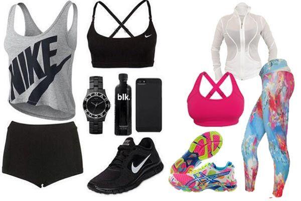 Cómo combinar ropa para hacer ejercicio
