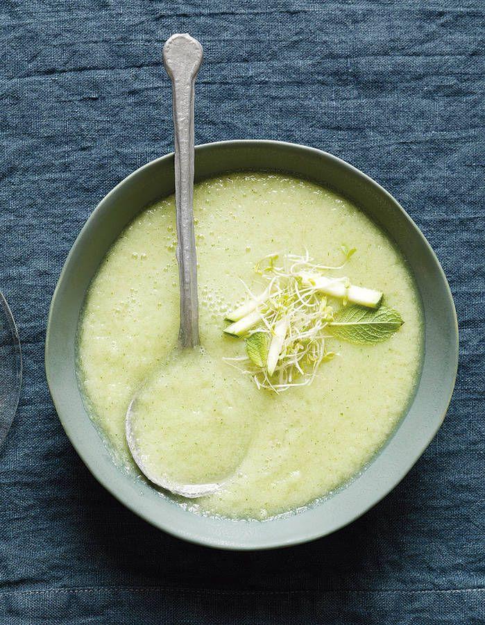 Aliment peu calorique : le concombre