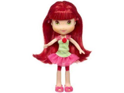 Garden Pretty Figure Series 01 - Strawberry Shortcake: Amazon.co.uk: Toys & Games