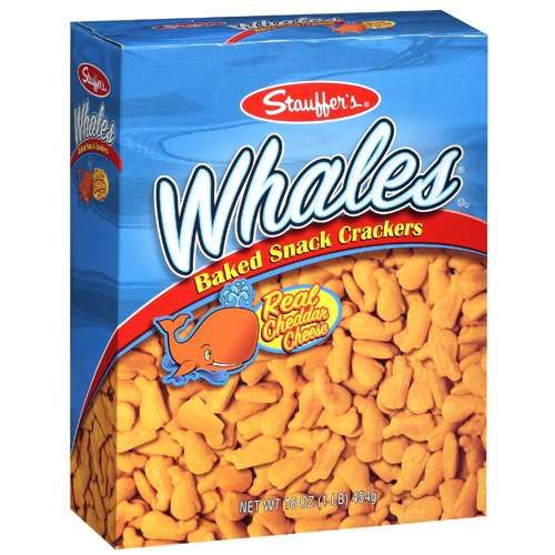 Stauffer's Whales Baked Snack Crackers, 16 oz: Snacks, Cookies & Chips : Walmart.com