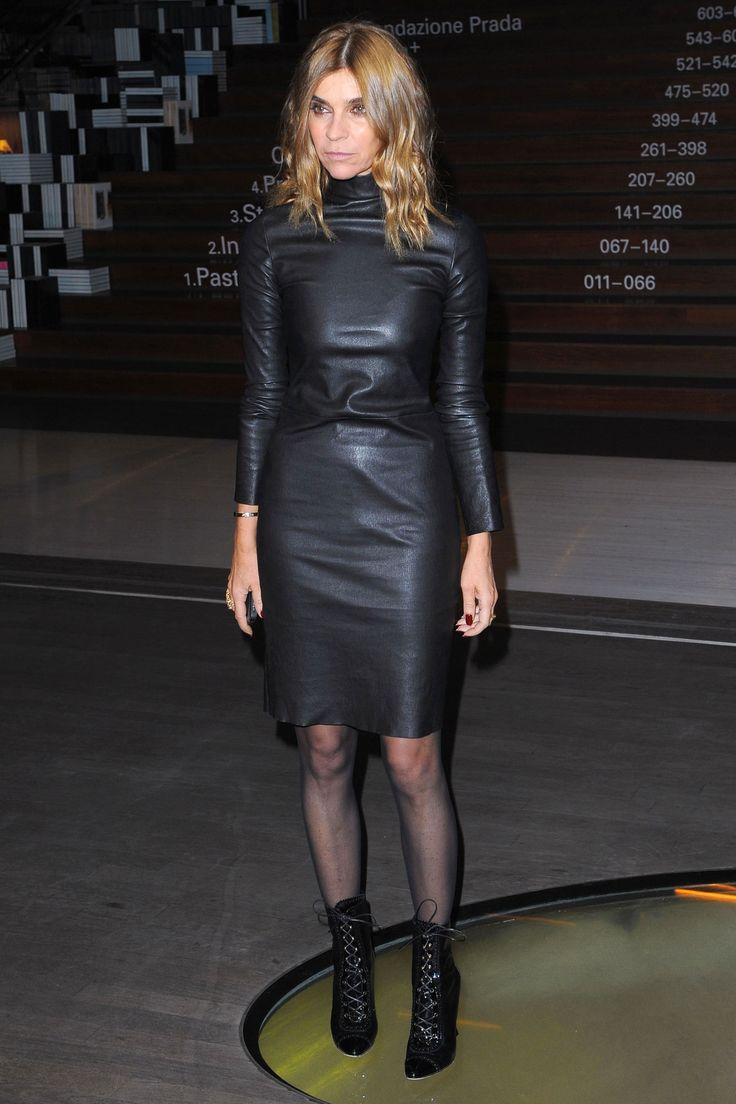 Carine Roitfeld's Iconic & Ageless Style