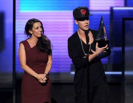 AMERICAN MUSIC AWARDS 2012: COMPLETE WINNERS LIST