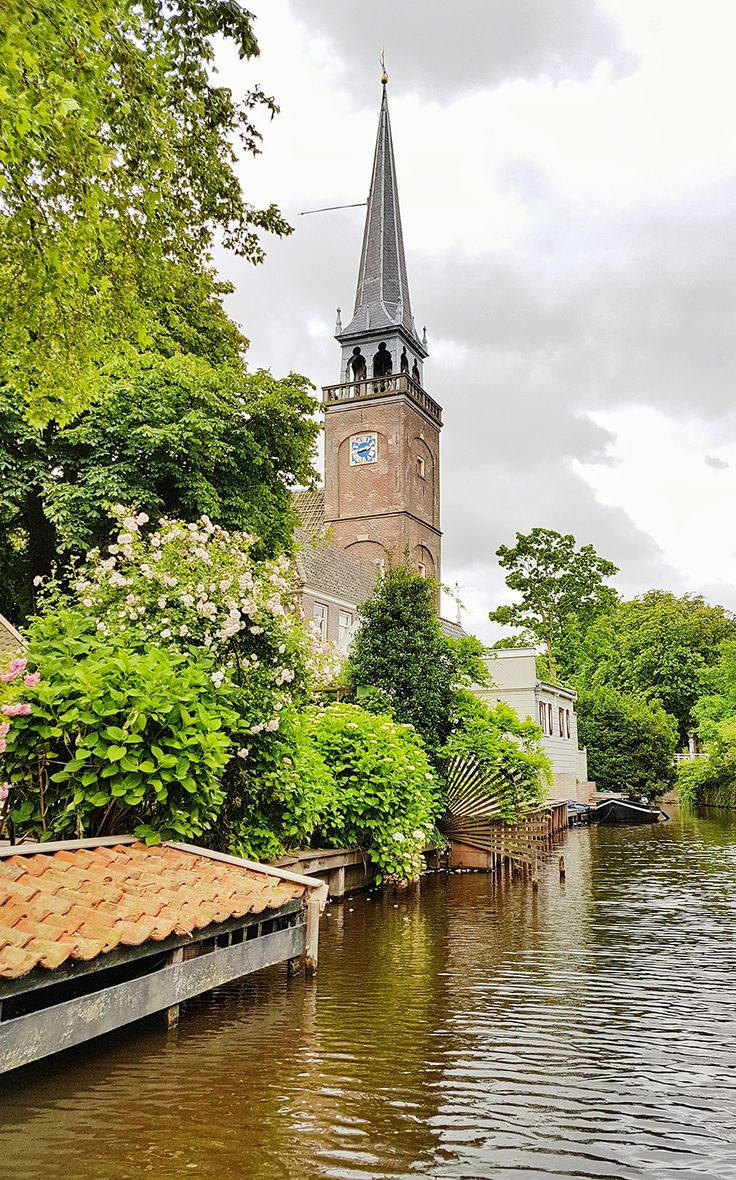 Postcard Perfect: Waterland, North Holland, Netherlands.