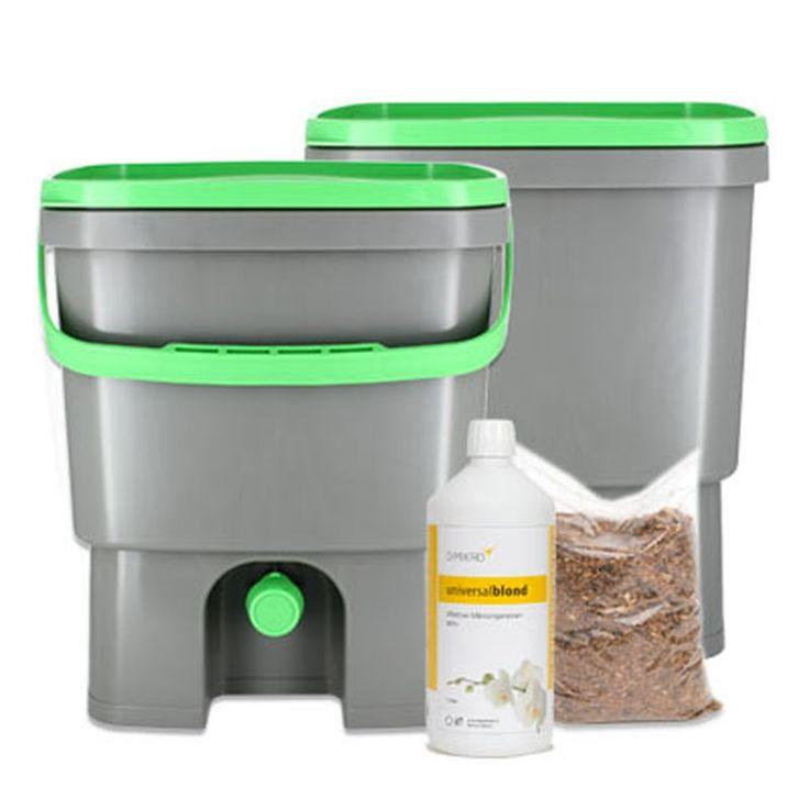 Más de 25 ideas fantásticas sobre Em Effektive Mikroorganismen en - komposteimer für die küche