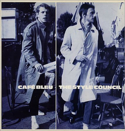 For Sale - The Style Council Cafe Bleu UK  vinyl LP album (LP record) - See this and 250,000 other rare & vintage vinyl records, singles, LPs & CDs at http://eil.com
