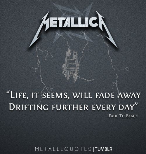 "MetallicA, Track: ""Fade To Black"" Album: ""Ride The Lightning"" MetallicA's SECOND Effort, Originally On ""Megaforce Records"", Own My John & Marsha Zazula, With The SECOND ""Original"" Line - Up: James Hetfield - Lead Vocals, Rhythm Guitars. Kirk Hammett - Lead Guitars. Clifford Lee Burton - Bass Backing Vocals. Lars Ulrich - Drums."
