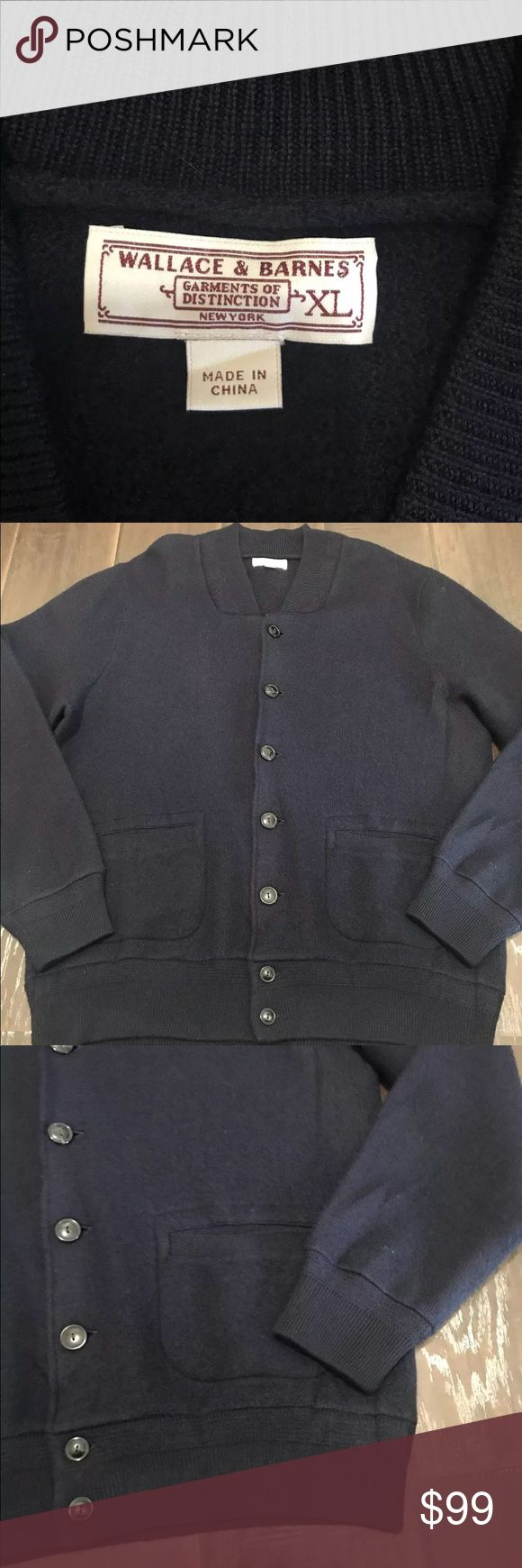 J Crew Wallace and Barnes Wool Bomber Jacket Gently used jacket. Has some scratches on the buttons. 1 Button was glued or repaired in some way. J. Crew Jackets & Coats Bomber & Varsity