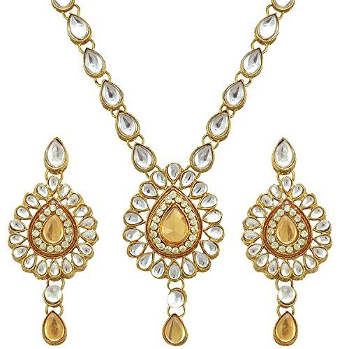 Dazzling Indian Bollywood Kundan Wedding & Party Women Ne... https://www.amazon.ca/dp/B06XRVWP71/ref=cm_sw_r_pi_dp_x_Pfl2yb0KFEDQF