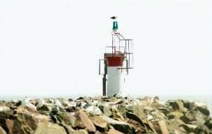 Glace Bay North Breakwater Light, Nova Scotia, Canada... I've walked to this plenty of times!