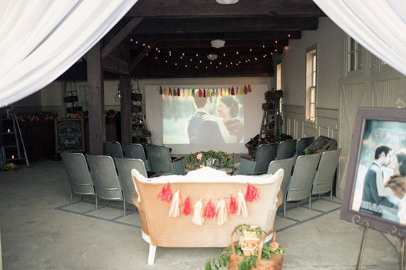 7 Top Tips For Throwing A Grand Party In A Small Home: 12 Best DIY Theater Seating Images On Pinterest