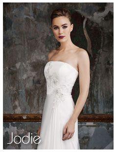 Jodie / Wedding Dresses / Fall 2014 Collection / Jack Sullivan Bridal