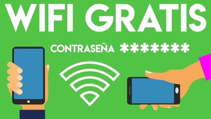 Como tener WiFi GRATIS | Descifrar Contraseñas de Redes WiFi en Celulare...
