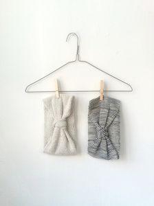 knit turbans