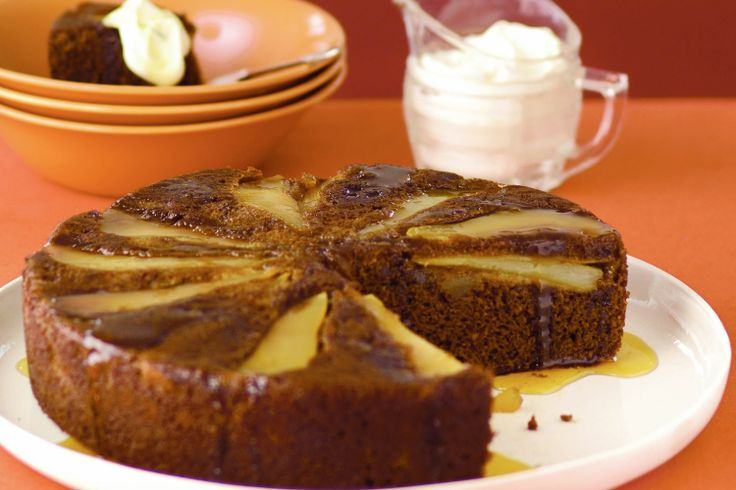 The double cream melts over the warm pudding and sticky syrup to turn your tastebuds upside down.