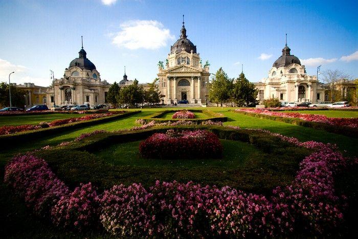 Budapest- Széchenyi fürdő