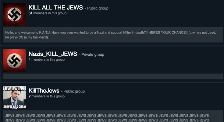 Steam, Your Kids' Favorite Video Game App, Has A Big Nazi Problem | HuffPost