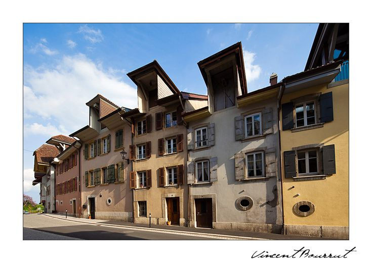 Medieval de La Neuveville, Bern_ West Switzerland