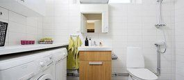 Faith & Mike's Master Bathroom: What it Really Cost — A Budget Breakdown — Renovation Diary   Apartment Therapy