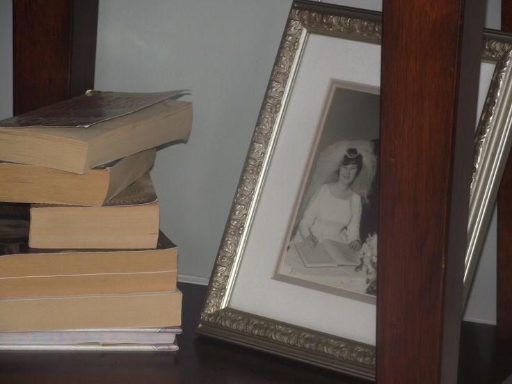 Books & the bride