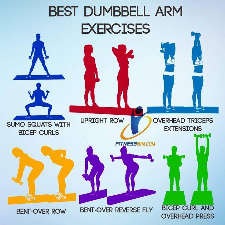 Training Exercises: Training Dumbbell Exercises