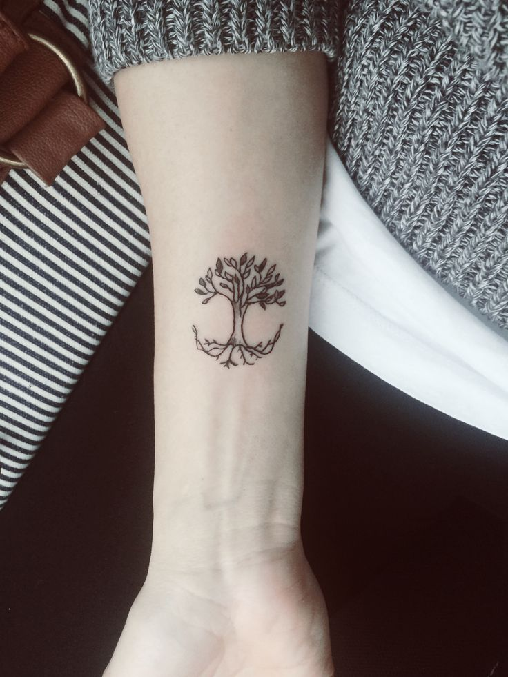 Tree of life tattoo wrist images galleries with a bite - Fleur de vie tatouage ...