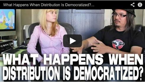 What Happens When Distribution Is Democratized? by Elle Schneider & Joe Rubinstein.