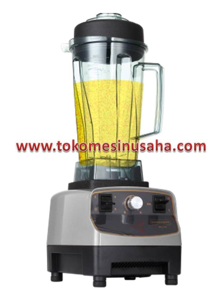 Heavy Duty Blender adalah blender yang digunakan untuk membuat jus buah maupun sayur. Spesifikasi :      Type : KS-778     Dimensi : 20,5 x 23 x 51 cm     Volume : 2 L     Power : 1.500 W     Daya : 220 V/ 1 Phase     Berat : 5,5 kg