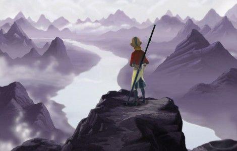 Avatar Aang Wallpaper Free Download